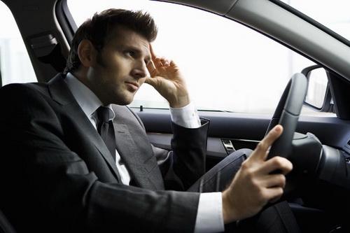 болезни водителей