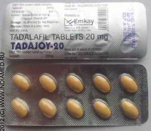 Дженерик Сиалис - Tadajoy-20