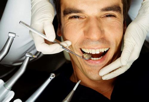 Лечите простатит у… стоматолога.