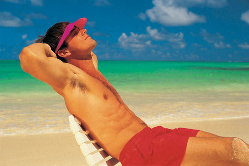 Дефицит витамина D, оказывается, опасен для мужчины.