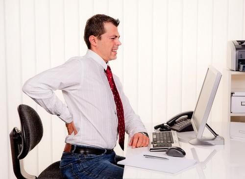 Сидячий образ жизни – серьезная угроза мужскому здоровью.