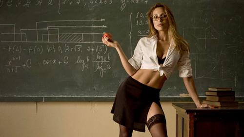 Американская учительница поставила своему ученику весьма пикантную «оценку»
