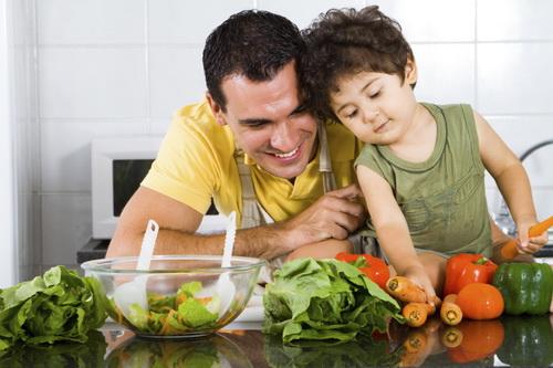 Ешьте витамины и будьте настоящим мужчиной.