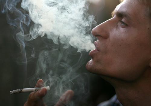 Курить сигареты с ментолом вредно для потенции?