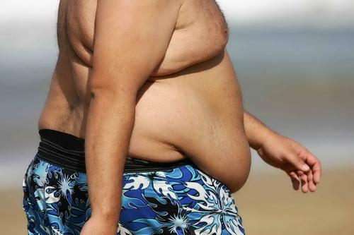 Ожирение для мужчины смертельно опасно!