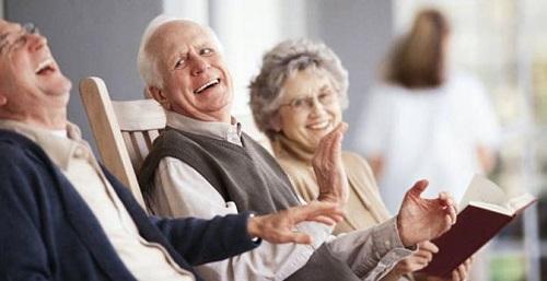 Секс-роботы скоро будут во всех пансионатах для пожилых людей.