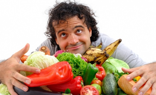 Вегетарианцы рискуют...