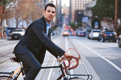 Какими должны быть отношения мужчины и велосипеда?