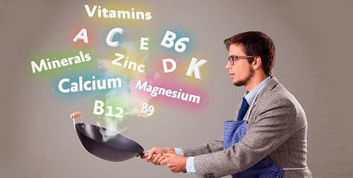 Какие витамины наиболее полезны для мужчины?