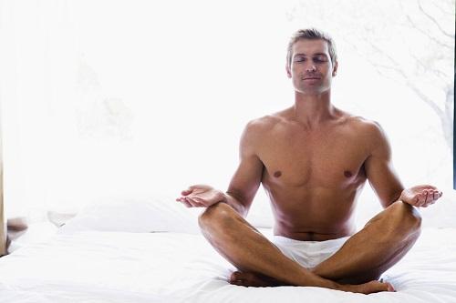 Польза йоги в борьбе против рака простаты.