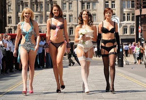 Рейтинг самых сексуальных городов.