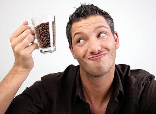 Опасный для мужчин кофе был изъят из продажи в Америке.