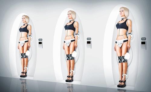 Что будет, если у мужчины появится возможность насиловать секс-робота?