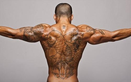 Мужчина с татуировками: какими их видят женщины?