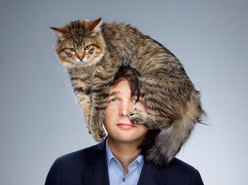 Страшнее кошки зверя нет?