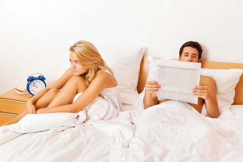 Почему исчезает секс?