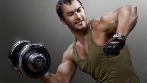 Тренажерный зал для мужчины – панацея от эректильной дисфункции.