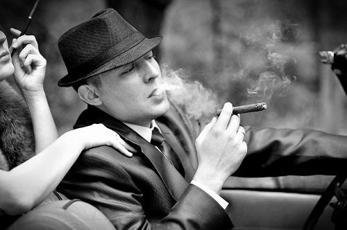 Курение - убийство потенции!