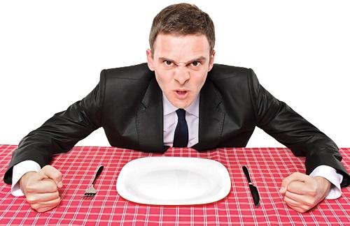 Сухое голодание - хороший метод борьбы с простатитом.