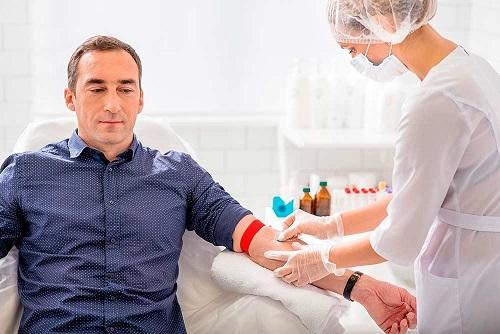 А какая у вас группа крови, счастливчик?