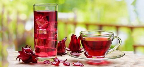 Такой полезный красный чай.