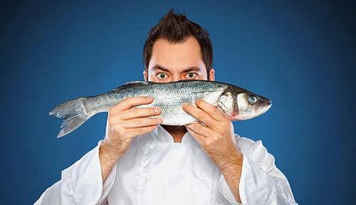 А мы думали, что рыбка - наш друг...