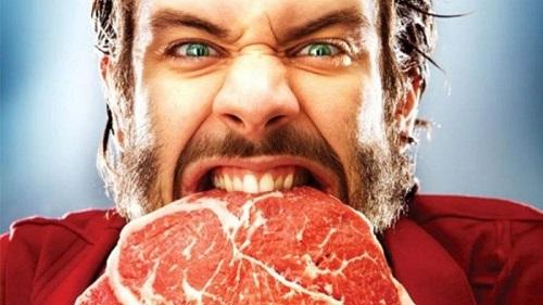 Мясо - основа основ в теме мужского здоровья.