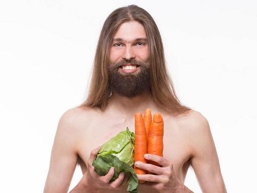 У вегетарианцев все хуже с сексом и фертильностью.