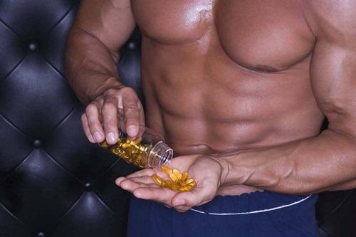 Витамины группы B очень полезны для мужчин.