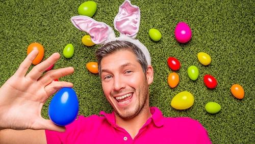 Яйца для мужчин чрезвычайно полезны!