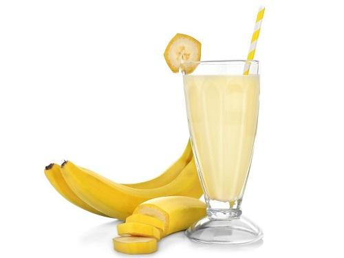 Кефир + банан = убойная смесь!