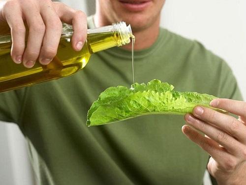 Оливковое масло позволяет сохранить потенцию до старости.