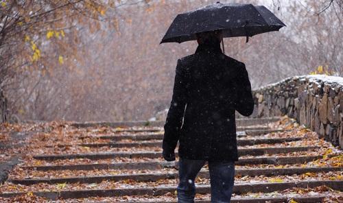 Как мужчине не сдуться осенью?