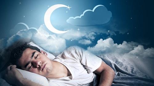Эротические сны мужчины.
