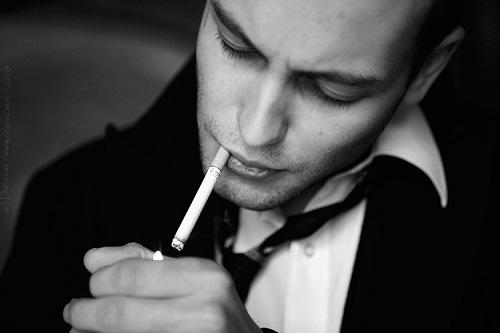 Курение и потенция.