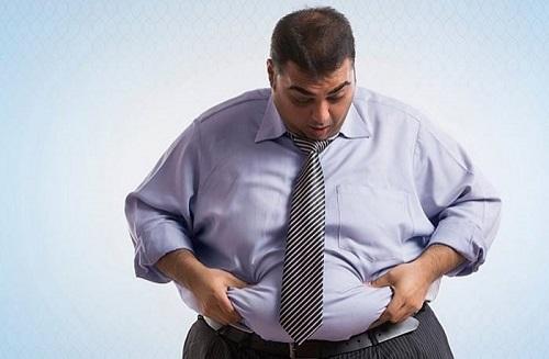 Лишний вес.