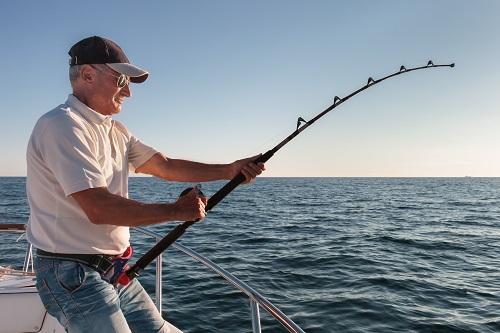 Польза рыбалки.