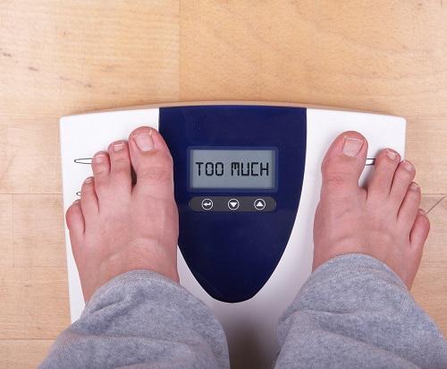 Мужчина должен обязательно следить за своим весом!