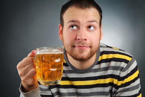 Пиво вредно для почек.