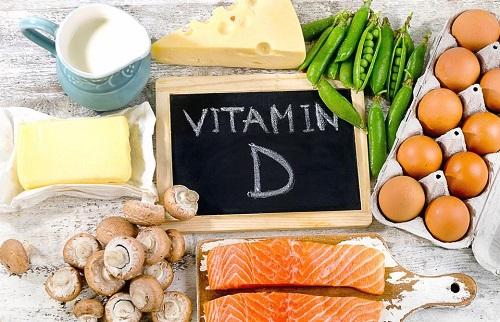 Витамин D для мужчины.