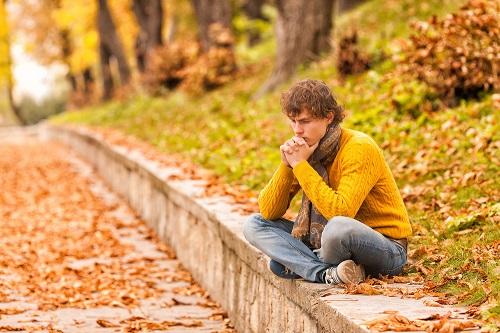 Осенняя хандра.