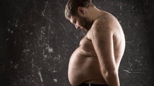 Вред жира для мужчины.