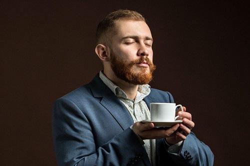 Кофе для мужчины.