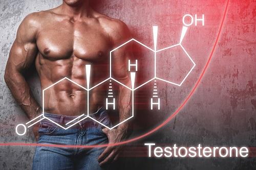 Низкий уровень тестостерона.