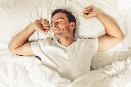 Важность сна для мужчины.