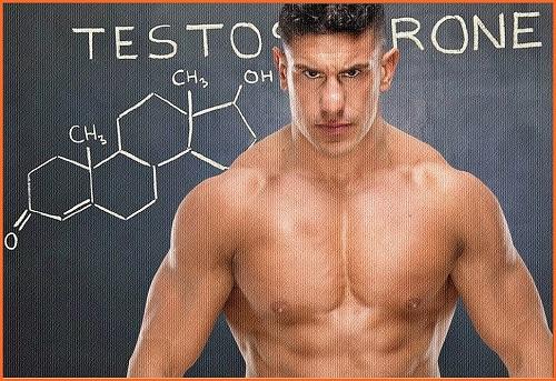 Дефицит тестостерона.