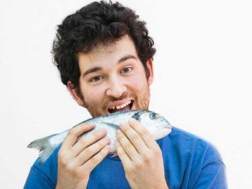 Польза морепродуктов для мужчины.