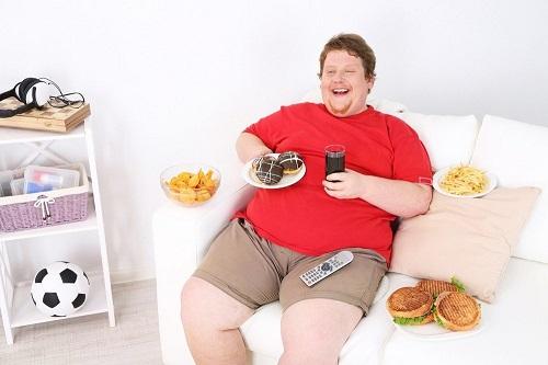 Секс и лишний вес.