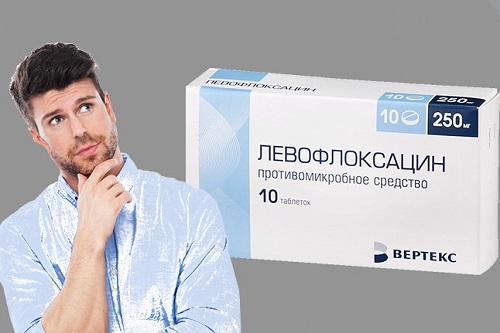 Антибиотики при простатите.