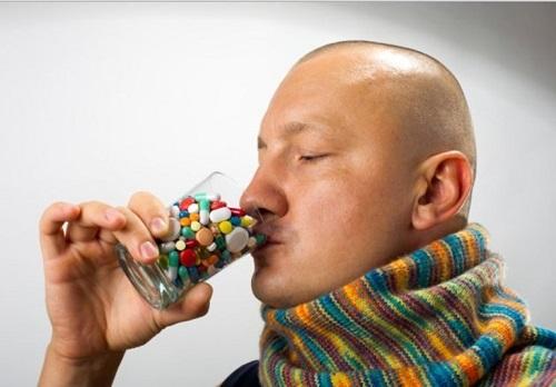 Витамины для мужчины.